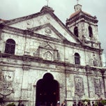 Photo taken at Basilica Minore del Santo Niño by JayL | blog-ph.com 🔥 on 4/21/2013