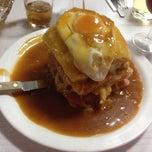 "Photo taken at Restaurante ""O Barbosa"" by Hugo S. on 1/18/2014"