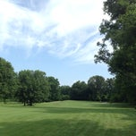 Photo taken at Van Cortlandt Park Golf Course by John H. on 7/14/2013