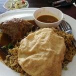 Photo taken at BARYANI GAM 88 - Katering & Western Food by Athirah S. on 10/18/2014