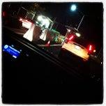 Photo taken at NWS Fallbrook Inspection Lane by Elizabeth on 1/18/2013