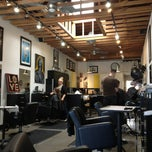 Photo taken at The Mint Salon by Evan G. on 3/28/2013