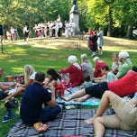 Photo taken at Restaurang Hasselbacken by Stefan L. on 7/26/2014