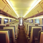 Photo taken at Via Rail Train by Alex F. on 9/15/2012