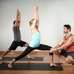 Photo taken at YogaWorks Westside by YogaWorks on 6/3/2014