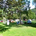 Photo taken at Kamp Danica by Stijn D. on 8/30/2014