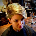 Photo taken at Hair By Alexandra by Yext Y. on 3/12/2015