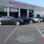 Photo taken at Master European Automotive by Yext Y. on 3/5/2015