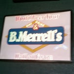 Photo taken at B. Merrell's by David on 7/25/2013