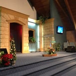 Photo taken at The Potter's Christian Life Center by DeLauren E. on 12/16/2012