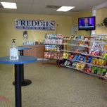 Photo taken at Freddie's Subs by Arielle A. on 8/27/2014