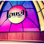 Photo taken at Laugh Factory by Charlie G. on 11/28/2012