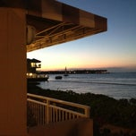 Photo taken at Pier House Resort & Spa by Seth H. on 1/12/2013