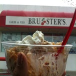 Photo taken at Bruster's Real Ice Cream by Nate M. on 7/12/2012