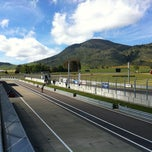 Photo taken at Taupo Motorsport Park by Adrian H. on 11/8/2012