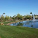 Photo taken at Silverado Golf Course by Ryan B. on 2/7/2015