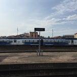 Photo taken at Gare SNCF de Roanne by Kenny W. on 3/10/2015