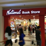 Photo taken at National Book Store by Dan Ronald S. on 7/28/2013