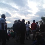 Photo taken at Riverfront Rendezvous by Ryan M. on 7/6/2014