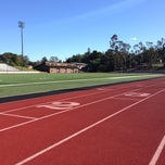 Photo taken at Foothill College Football Field by Doug B. on 12/27/2012