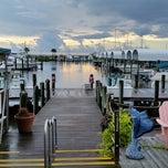 Photo taken at Port Saint Joe Marina by Sam H. on 9/11/2014