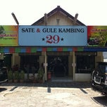 Photo taken at Sate & Gule Kambing *29* Jatingaleh Smg by Kenichi I. on 10/13/2012