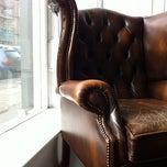 Photo taken at Freemans Coffee by David L. on 10/4/2012