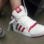 Photo taken at Adidas Outlet by Rogério N. on 9/18/2012