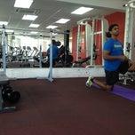 Photo taken at Fitness Innovations Malaysia by Johan Farid Khairuddin (. on 12/13/2013
