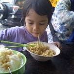Photo taken at Mie ayam bakso AA cab pasar anyar by Siereum Atheul Y. on 3/31/2014