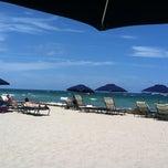 Photo taken at Intercoastal Sandbar by Jennifer J. on 6/10/2012