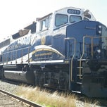 Photo taken at Rocky Mountaineer Vancouver Station by Cam S. on 5/20/2012