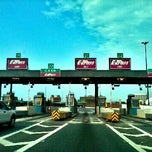 Photo taken at Fort McHenry Tunnel Toll Plaza by Milton on 5/27/2012