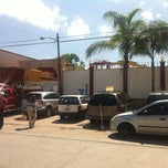 "Photo taken at Balneario Municipal ""El Bañito"" by Gaby S. on 8/6/2012"