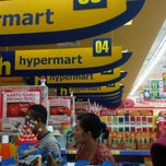 Photo taken at Hypermart by om t. on 7/15/2012