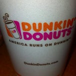 Photo taken at Dunkin' Donuts by David M. on 7/10/2012
