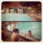 Photo taken at Evergreen hotel & cottage puncak by Adlina M. on 9/8/2012