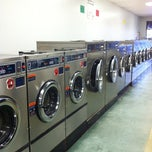 Photo taken at Self  Laundromat,  Smyrna, DE by Connie C. on 3/12/2012