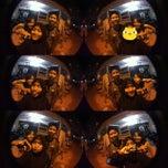 Photo taken at GOR Grogol Jakarta Barat by Nabila A. on 11/26/2014