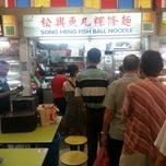 Photo taken at Telok Blangah Crescent Market & Food Centre by Stan T. on 2/17/2015