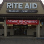 Photo taken at Rite Aid by Norcal I. on 10/18/2014