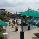 Photo taken at Water Park Top 100 by rhasya a. on 1/21/2015