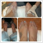 Photo taken at Images Nails And Spa by Monesia H. on 2/20/2014