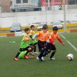 Photo taken at FCB escola by Juan T. on 10/19/2013
