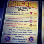 Photo taken at Chicago Hotdogs by Richard Krawczyk @. on 8/3/2013