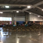 Photo taken at Lamar-Dixon Expo Center by Bobby F. on 2/21/2015