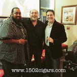 Photo taken at The Neighborhood Humidor by Enrique S. on 1/9/2015