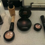 Photo taken at MAC Cosmetics by Theresa T. on 8/15/2014