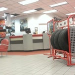 Photo taken at Discount Tire by Obed G. on 2/19/2014