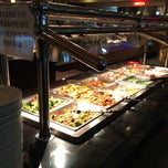 Photo taken at Hibachi Grill Buffet by Leo M. on 1/16/2013